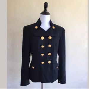 VALOIR MODA COLLECTIONS Military Nautical Jacket 8
